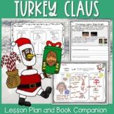 Turkey Claus Lesson Plan and Book Companion