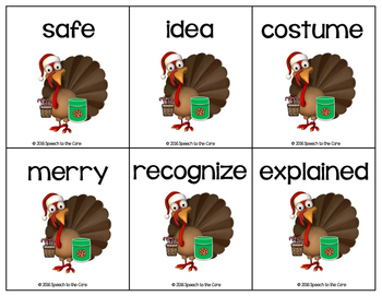 Turkey Claus Literacy Unit