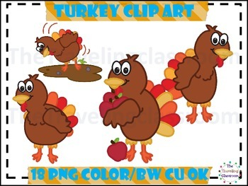Turkey Clip Art