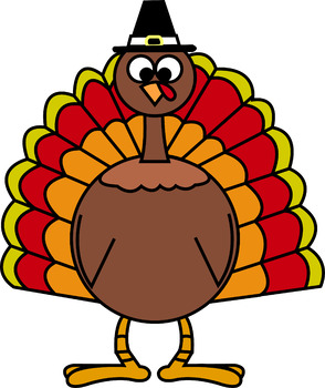 Free Turkey Clip Art