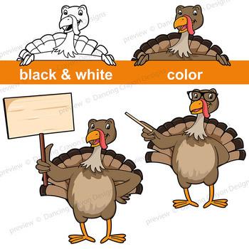 Turkey Clip Art