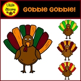 Turkey Clip Art (FREEBIE!)
