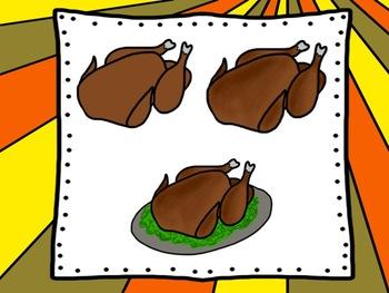 Turkey Clip Art Freebies!