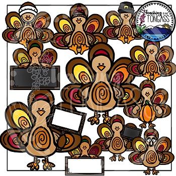 Turkey Clipart 1