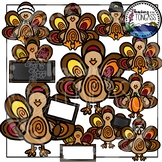 Turkey Clipart 1 (Thanksgiving Clipart)
