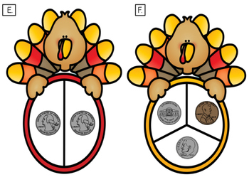 Turkey Coin Counting