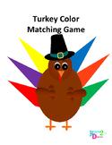 Turkey Color Match