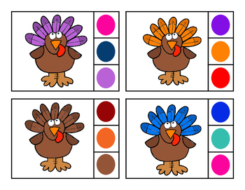 Turkey Color Match