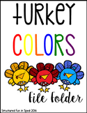 Turkey Color Match Freebie