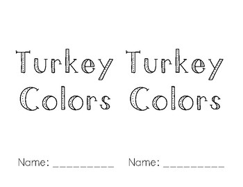 Turkey Colors