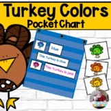 Turkey Colors Pocket Chart