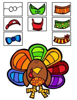 Turkey Combinations: Problem Solving Activity