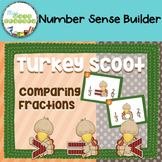 Turkey Comparing Fractions Scoot