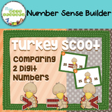 Turkey Scoot: Comparing Two Digit Numbers