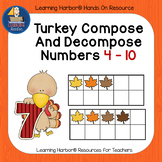 Turkey Compose and Decompose Numbers
