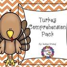 Turkey Comprehension Pack