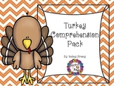 Turkey Comprehension Pack