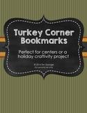 Turkey Corner Bookmarks