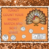 "Thanksgiving ""Counting Money"" (Money Activities)"
