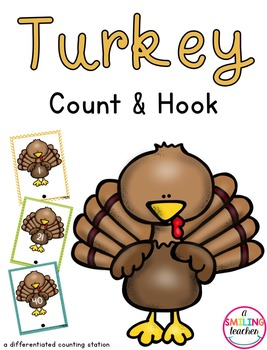 Counting One to One (Turkey Count and Hook)