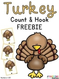 Counting One to One (Turkey Count and Hook) SAMPLER