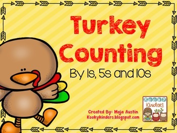 Turkey Counting 1's, 5's and 10's