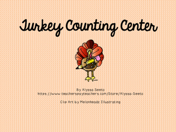 Turkey Counting Center