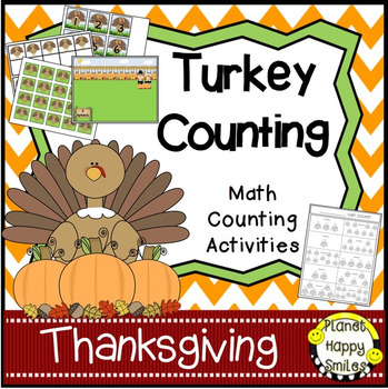 Thanksgiving: Turkey Counting Stations
