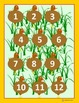 Turkey Counting and Number Sequence File Folder Task for Autism