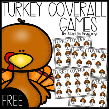 Turkey Coverall Games