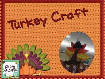 Free Turkey Craft
