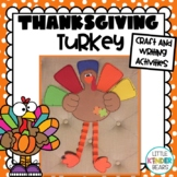 Turkey & Class Books: Fall Crafts: Thanksgiving Crafts