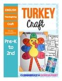 Turkey Craft - English