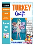 Turkey Craft - Spanish