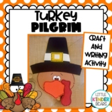 Turkey & Writing Activity: Fall Crafts: Thanksgiving Crafts