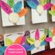 Turkey Craft and Writing
