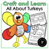 Thankful and Informative Turkey Craft