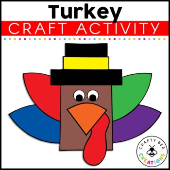 Turkey Cut and Paste