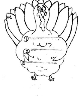 Turkey Dash- Science Newton's 2nd Law Review