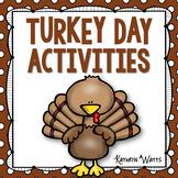 Turkey Day Activities