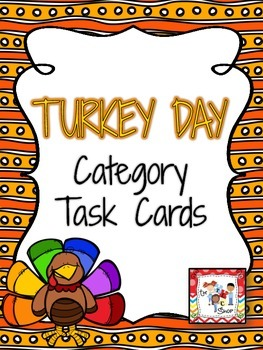 Turkey Day Categories