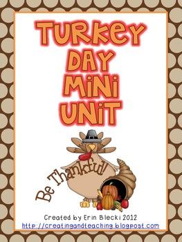 Turkey Day Mini Unit