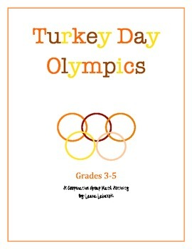 Turkey Day Olympics
