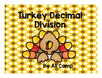 Turkey Decimal Division