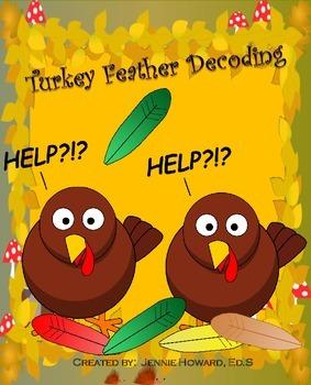Turkey Feathers Decoding