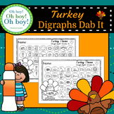 Turkey Digraphs Dab It - S