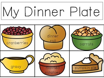Turkey Dinner CVC Game