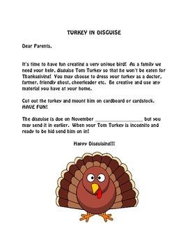 Turkey Disguise