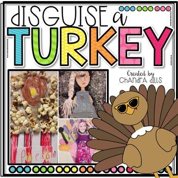 Turkey Disguise Activity