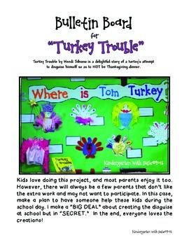 Turkey Disguise Craft